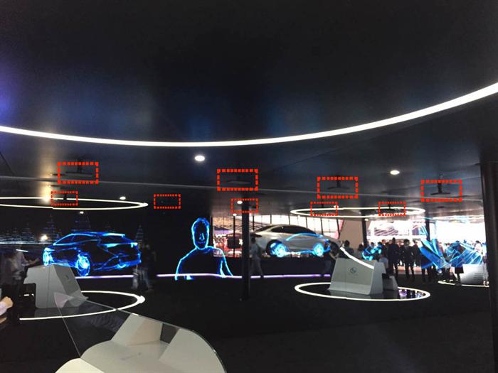 聚音宝现身2017上海国际车展,定向解说为别克加分