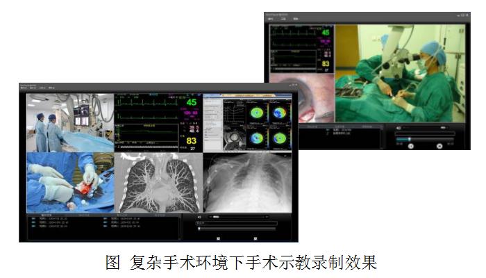 V-tech医疗示教系统之高清录播解决方案