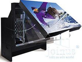 卓视JOINUS  激光光源DLP无缝拼接箱体单元   JS-DGP67S1产品照片