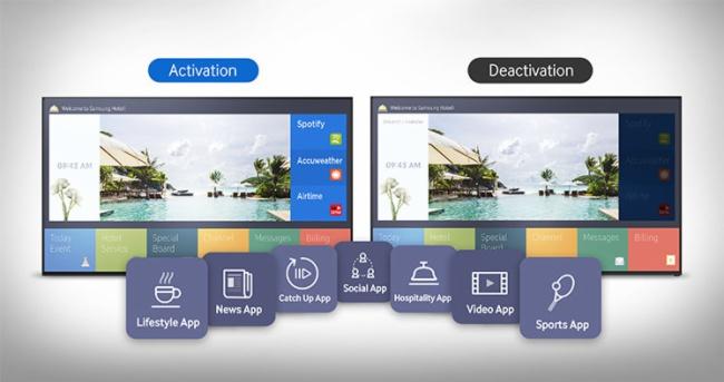 将客人体验与应用程序访问区分开来