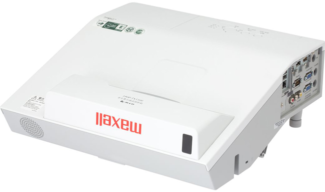 麦克赛尔MAXELL  超短焦液晶投影机  HMP-TW2503产品照片