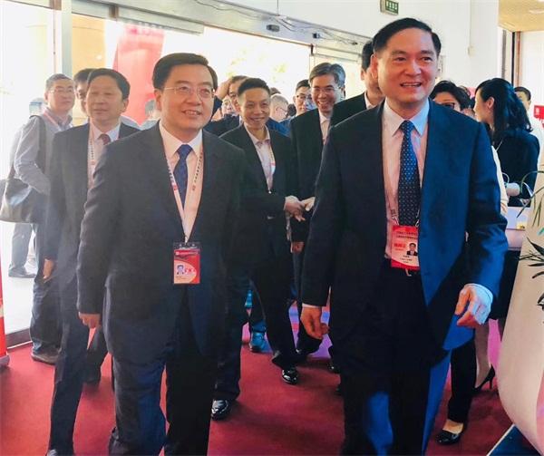 """""""音王就是宁波的王牌之一""""  亮相首届中国自主品牌博览会"""