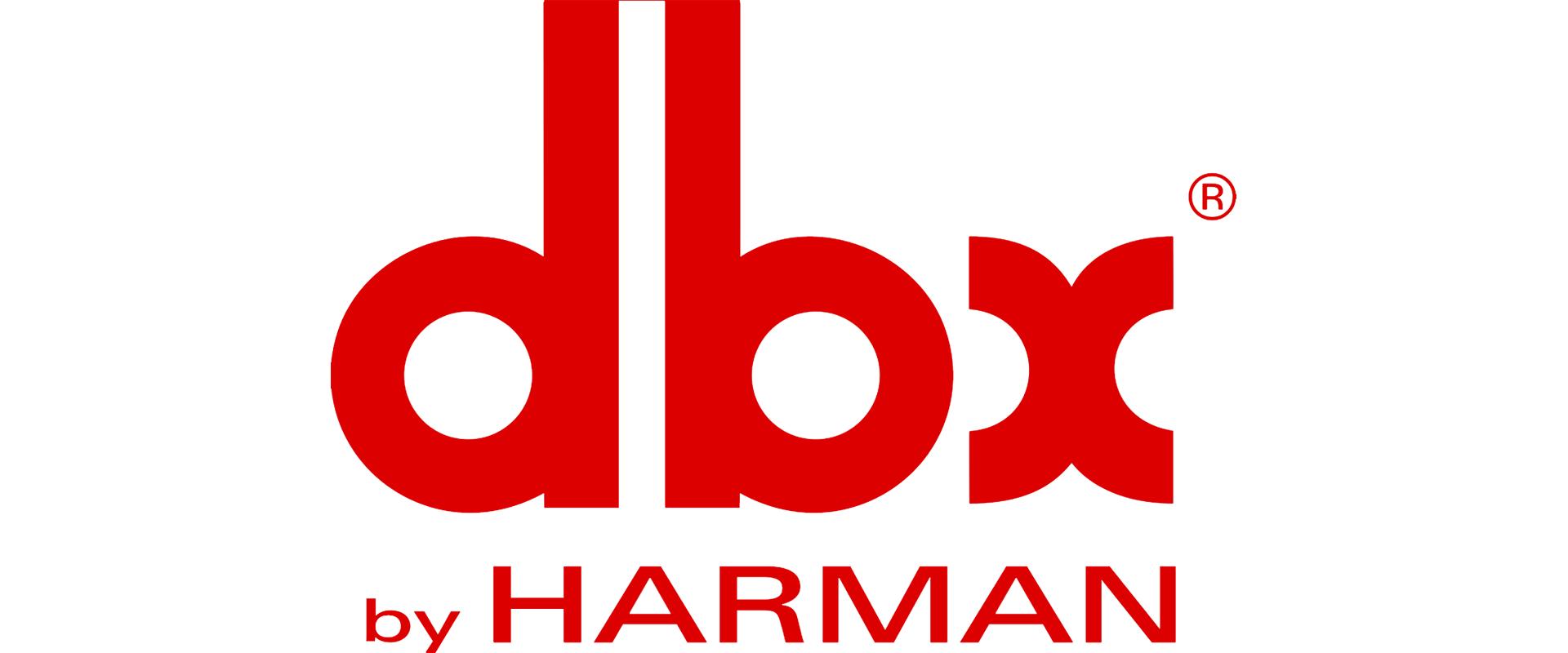 哈曼国际美国DBX处理器 简介——美国DBX产品品牌商标LOGO标志