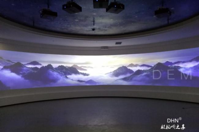 半年度 | 激光投影机十大标杆项目
