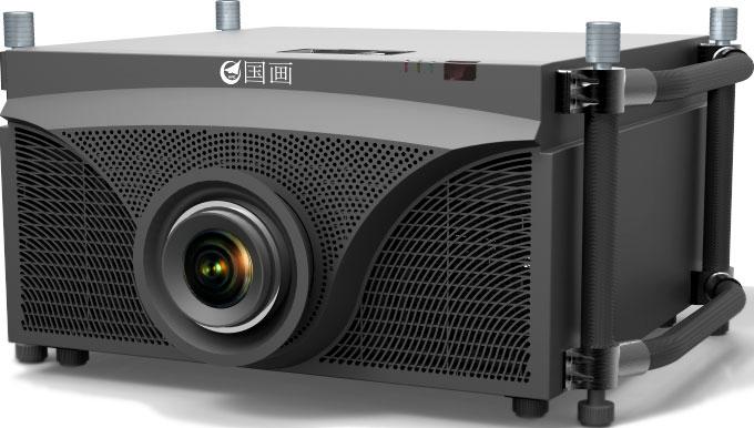 国画  WUXGA单片DLP投影机  LP80US产品照片