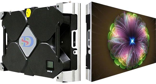 迪仕通DST  高清小间距LED显示屏  P1.667产品照片