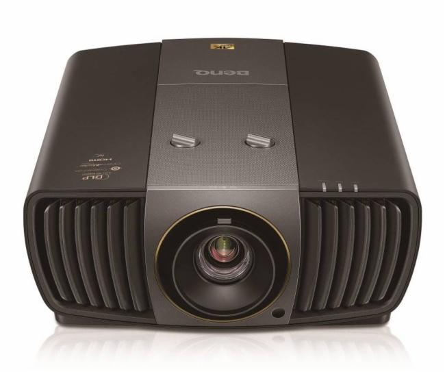 BenQ X12000H家庭影院投影机 DCI-P3 3D HDR HLD 830万像素