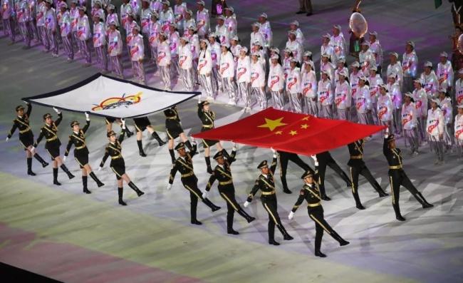 第七届世界军人运动会,艾比森多维度助力赛事顺利举行