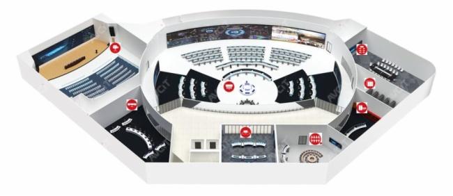AVCiT魅视 DS.X分布式坐席协作管理系统应用案例