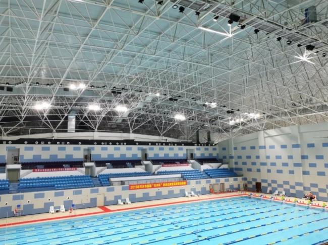 三基音響工程案例   天水新添打卡點——天水體育中心