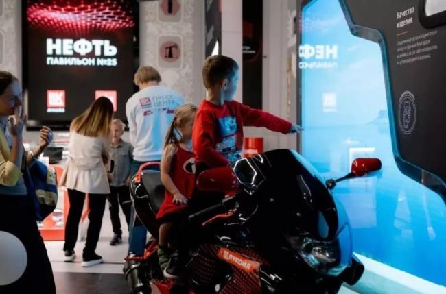 艾比森LED显示屏助力莫斯科全俄展览中心打造交互中心