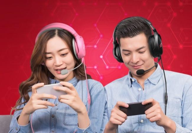 得胜新品 | 自由玩家 捷 FLIT 电竞头戴耳机