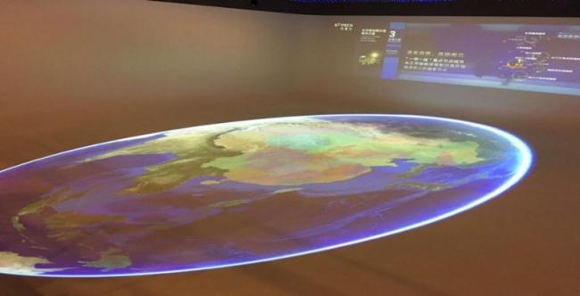 威視訊達數字化展廳解決方案圖片