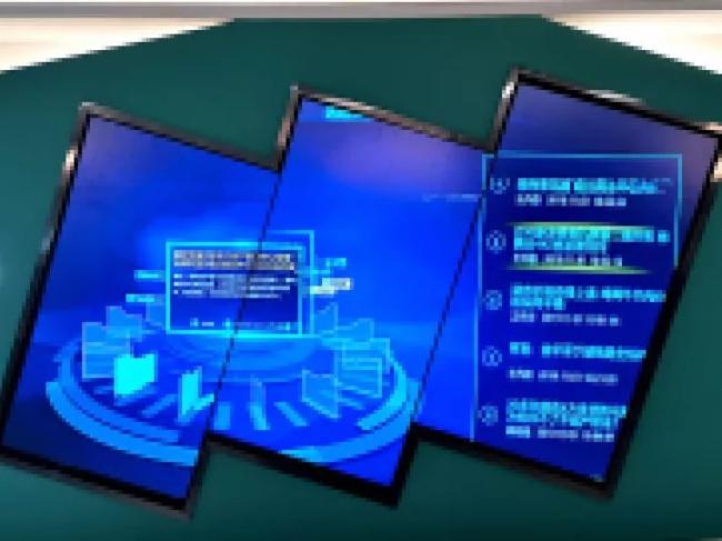 上海寰视助浙江广电下属浙江省义乌市融媒体中心建成图片