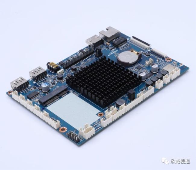 欣威视通升级版IOT物联网智能主板DS3288-B 高性能+高拓展!一块主板满足双重需求!图片