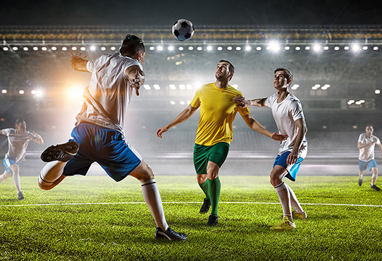 足球视听模式