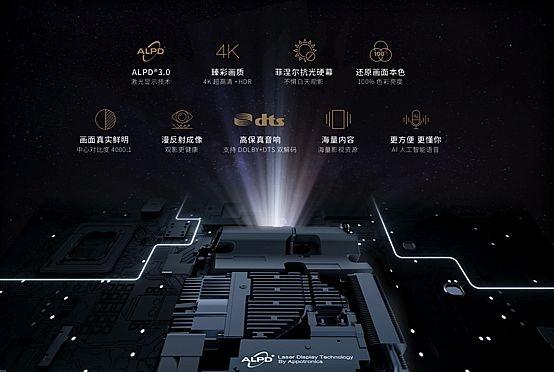 岂止于4K?上海SIAV音响展,光峰携超短焦和直投两款4K新品震撼出场