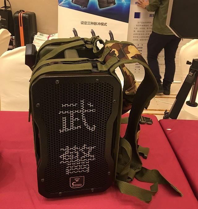声波驱散器--美国军警黑科技,我国已完全掌握!