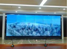 液晶拼接显示系统46英寸 3X5技术方案(LED低亮)