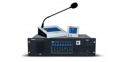 Thinuna PX-3000  20總線集成語音疏導系統概述