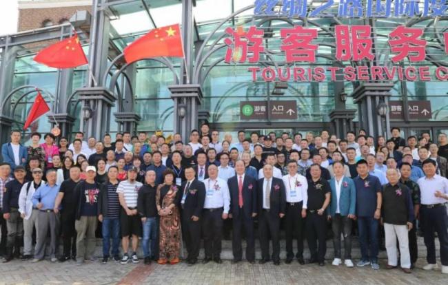 先歌国际应邀出席中国演艺设备技术协会甘肃/新疆办事处成立大会