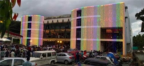 印度喀拉拉邦的Sree Kalidas M-Plex 影城 部署科视Christie RealLaser RGB 纯激光电影机和 Vive Audio