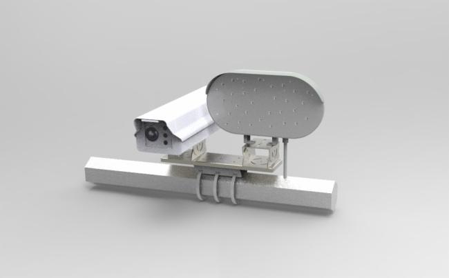 声源定位与声音成像技术,让违法鸣笛可视化!