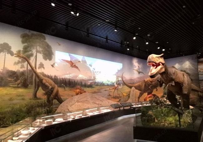 【itc舞臺燈光、會議、錄播、擴聲案例】宜昌博物館,你打卡了嗎