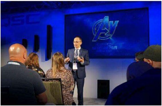 AV行业新态势——Joe Pham先生在美国InfoComm 2019上的主题讲演