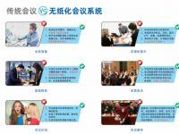 TENON(腾中)智能无纸化会议系统应用于江苏某小学会议室