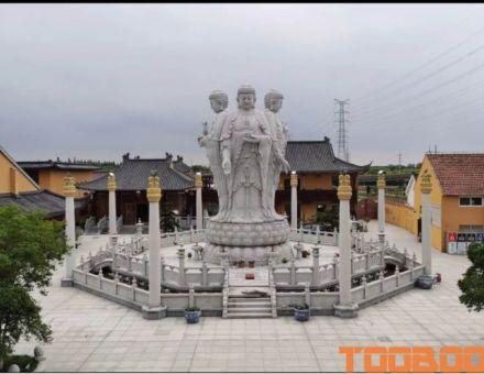 上海凌雁助力金山大觉寺|TOOBOO数字广播系统