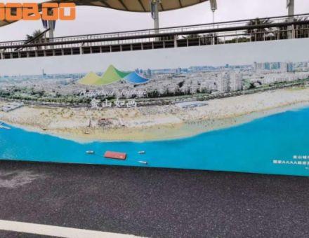 上海金山城市沙滩广播扩声系统采用TOOBOO品牌系列体育appbob官网