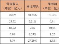 5家涉足安防上市公司成绩单公布 净利润最高增长超146%