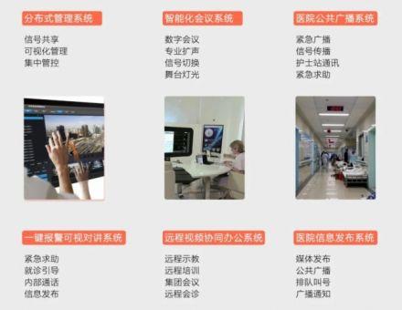 """【助力医疗,""""疫""""不容辞!】众立智能医院整体解决方案"""