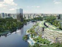 【Thinuna】广州南沙蕉门河水岸广场室内网络广播系统