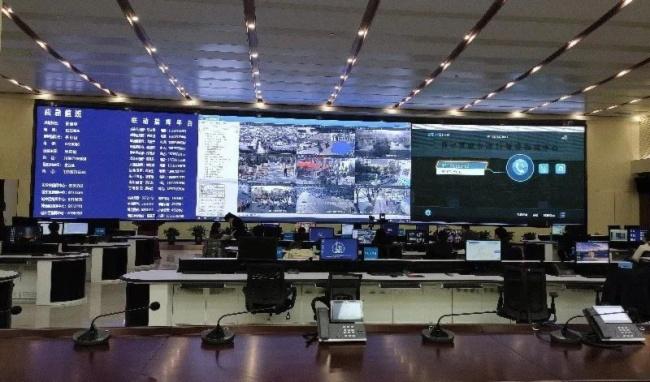 中兴通讯全力保障西宁市城市运行管理指挥中心运行