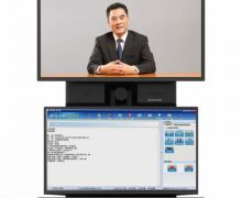 科达发布定制版多功能网呈NEX1200U
