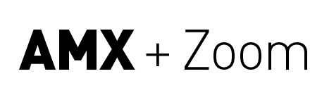 AMX + Zoom:不可错过的云视频硬核装备