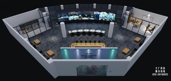 指揮中心整體完整設計方案