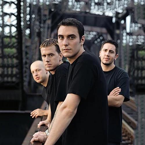 哈曼案例   Breaking Benjamin 巡演:看 Martin 如何演绎硬核摇滚
