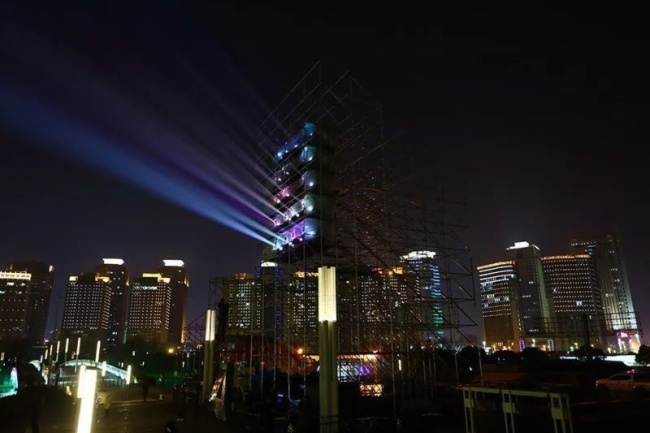 """""""夜經濟""""又回來了!重溫NEC點亮城市夜游的""""高光""""時刻圖片"""