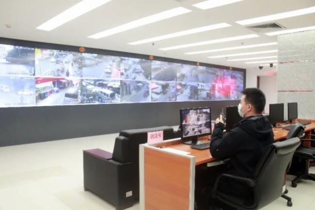"""廣州城管率先應用視頻智能分析技術!大力開展""""線上巡城"""""""