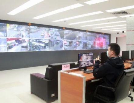 """广州城管率先应用优德w88智能分析技术!大力开展""""线上巡城"""""""