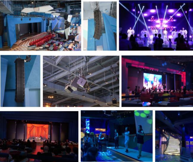 德勤龍健為Club Med Joyview 北京延慶度假村打造影音系統圖片