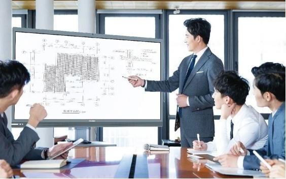 Donview东方中原智能会议平板DBP-H6A新品首测,真实体验会说话
