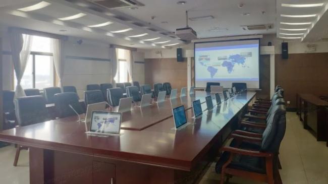 PLEXUS(派樂斯)交互式會議系統成功應用于紅河州政府會議室
