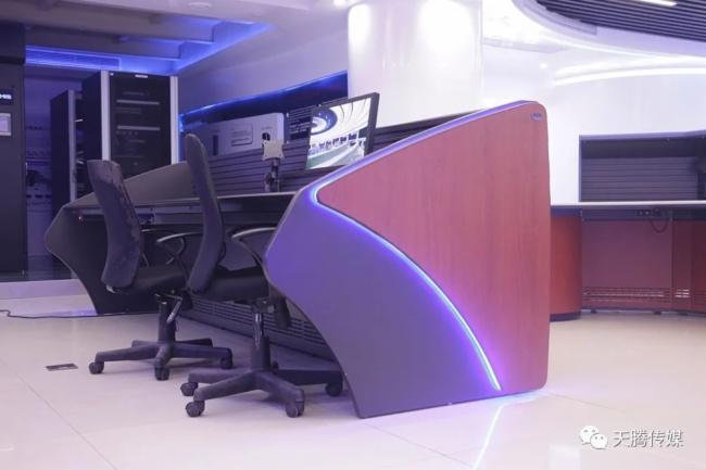 視聽科技及辦公家具融合是一種新興商業模式