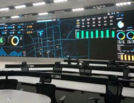 凱新創達E系列矩陣助力某市應急指揮中心建設
