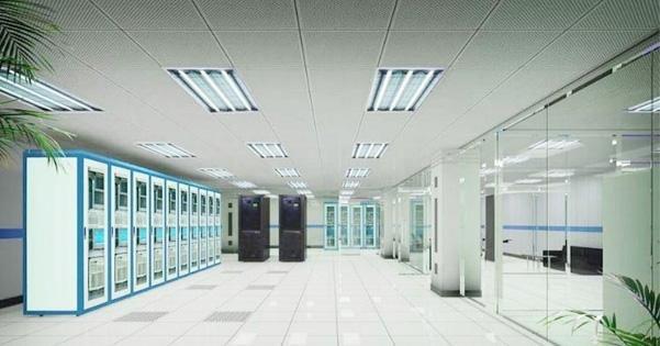 一套完整的弱电工程数据中心机房施工方案