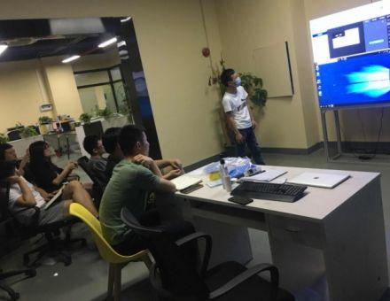 杰和科技GDSM智能零售管理系统代理商培训正式启动